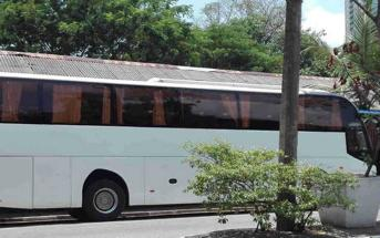 Kinglong 40seater bus